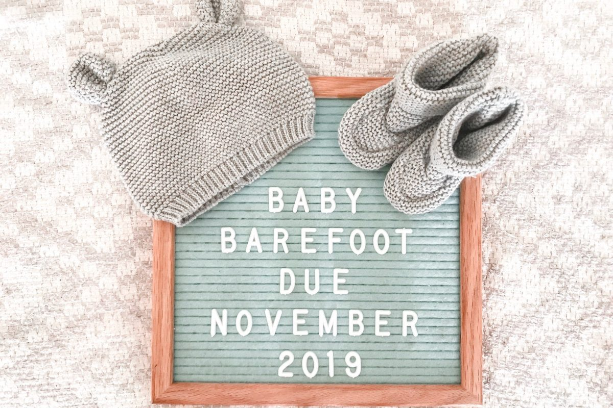 Pregnancy Diaries - The First Month