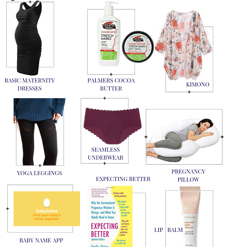 Second Trimester Pregnancy Favourites