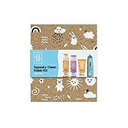 Baby Registry Essentials - Organic Wash Set