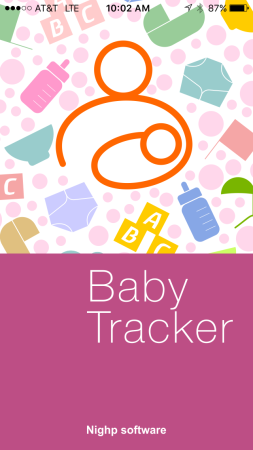 Newborn Must Haves - Baby Tracker App