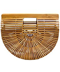 Capsule Summer Wardrobe - Bamboo Bag