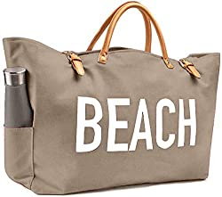 Summer Capsule Wardrobe - Beach Bag
